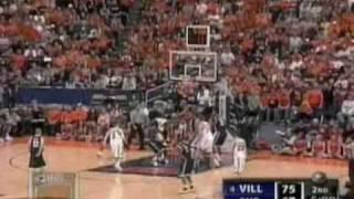 3/5/2006 Villanova vs Syracuse Highlights