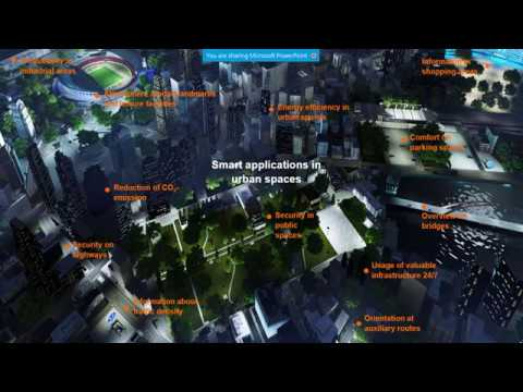 Smart City Lighting – the added value of networked lighting