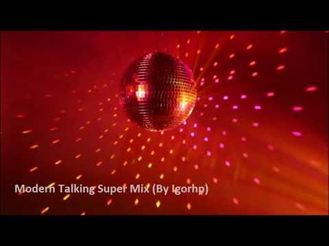 Modern Talking Super Mix Italo Disco 2018 (By Igorhp)