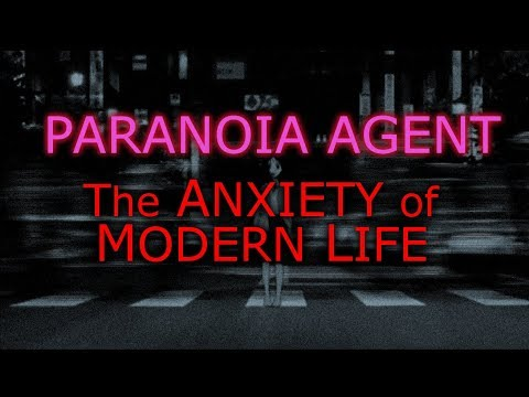 Paranoia Agent: The Anxiety of Modern Life