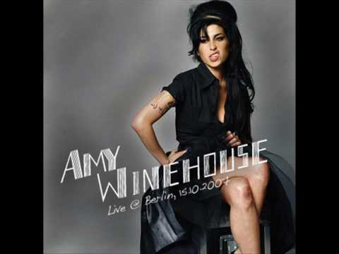 Amy Winehouse Back To Black Live In Berlin 5 14 Youtube