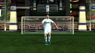 FIFA 11 Arena Bicycle Kick Tutorial