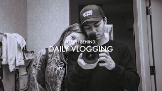 WHY DAILY VLOGGING SUCKS *sometimes*