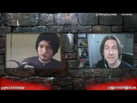 Matthew Mercer Q&A: Streaming and the Future of Online Play