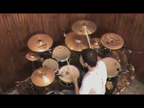 Video Aula de Bateria - Como Começar nas Musicas - DVD Volume 1 Aula 02