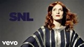Florence + The Machine - No Light, No Light (Live on SNL)