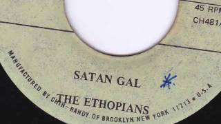 SATAN GIRL - THE ETHIOPIANS