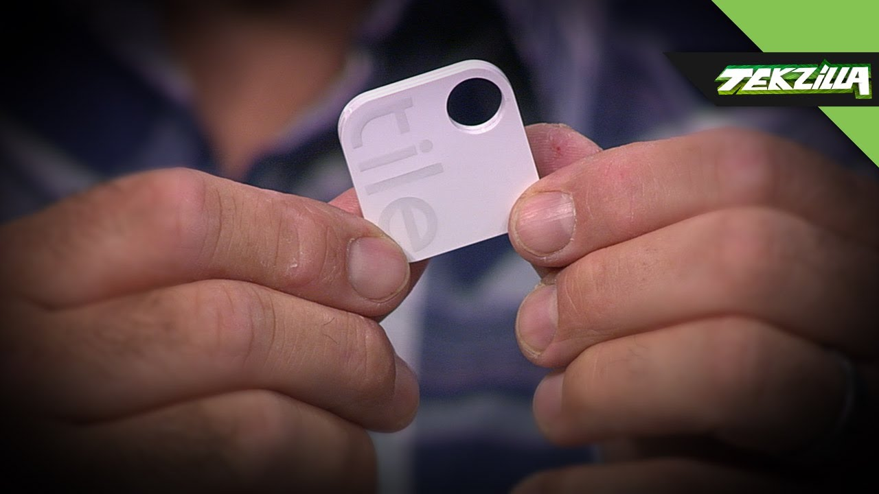 Tile Bluetooth Tracking Tag Review Youtube