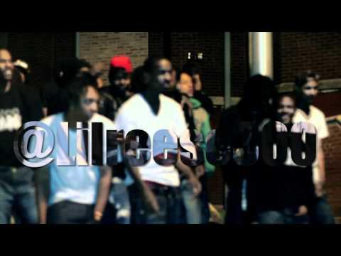Lil reese- Us (behind da scene) video shoot