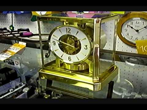 Free Energy - Perpetual Motion - Atmos is running by atmospheric ...