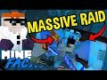 HOW TO BYPASS 160+ WALLS | VampMC #6 (Minecraft Factions)