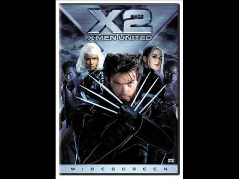 """End Credits Music from the movie """"X2 X-Men United"""""""