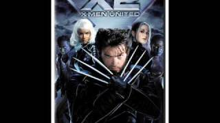 "End Credits Music from the movie ""X2 X-Men United"""