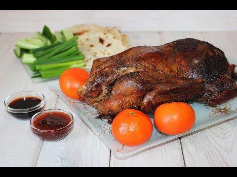 Crispy Peking Duck In Pancakes By Jamie Oliver (Jamie's Dinners Book)