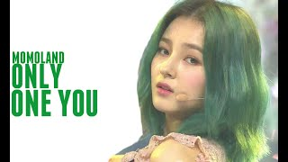 MOMOLAND - ONLY ONE YOU (Line Distribution)