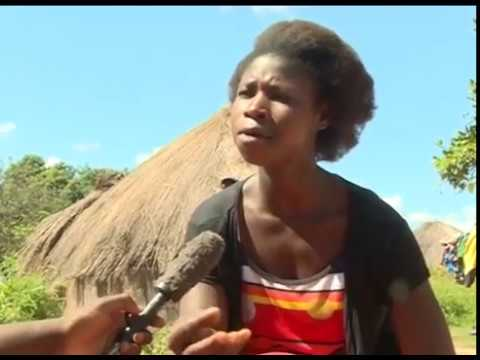 WIDOWS;VICTIMS OF LAND GRABBING IN ZAMBIA