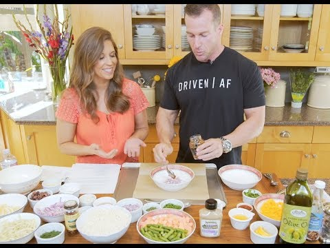 LOVE this healthy cooking technique – 3 amazing dinner recipes! Live with Jason Phillips!