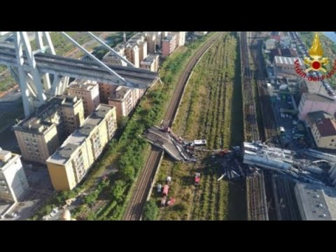 حداد وطني في إيطاليا وجنازة رسمية لضحايا انهيار جسر جنوى  - نشر قبل 52 دقيقة