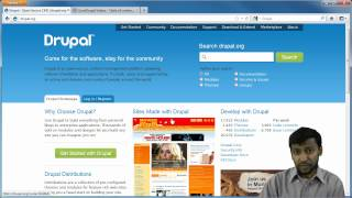 Learn Drupal 7 in one hour! What Is Drupal? Part 1/8 - Learn How To Create A Website With Drupal CMS