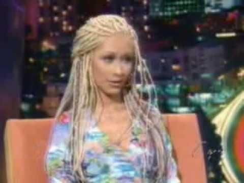 Aguilera Ricky Grammys 2001