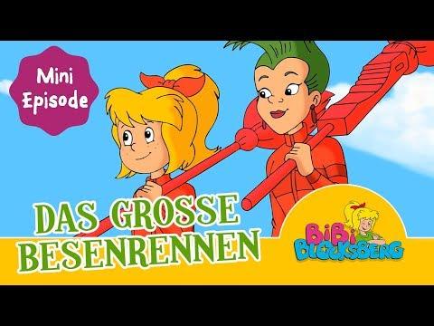 Bibi Blocksberg - Das Große Besenrennen | MINI EPISODE