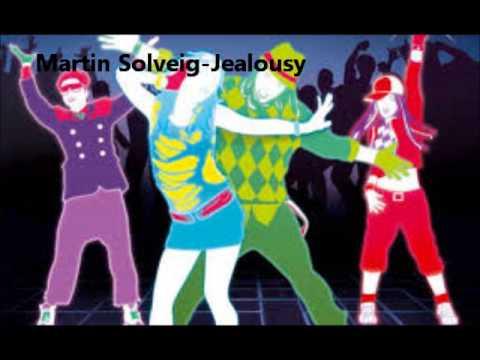 Martin Solveig  - Jealousy
