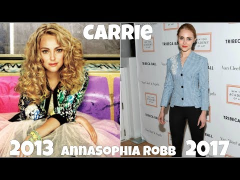 The Carrie Diaries Then And Now