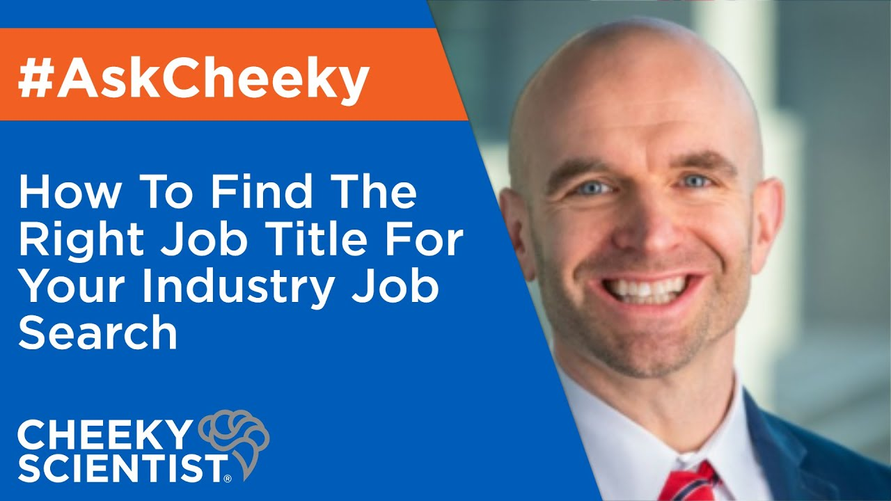 how to the right job title for your industry job search how to the right job title for your industry job search