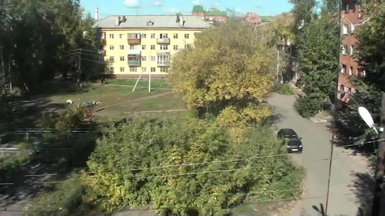 Купить недвижимость в Омске ул. Серова 13 - YouTube