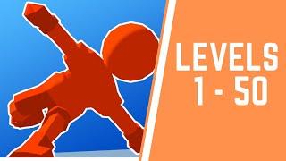 Parkour Race - Freerun Game Walkthrough Level 1-50