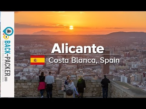 Tips & Things to do in Alicante, Spain (Costa Blanca, Episod