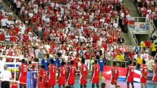 Hymn Polska - Kuba 3.07.2010