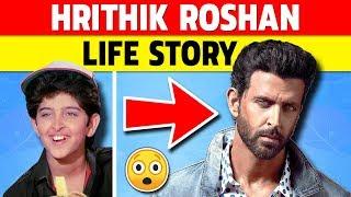 Hrithik Roshan Biography | War Film Actor Life Story | Bollywood Dancer