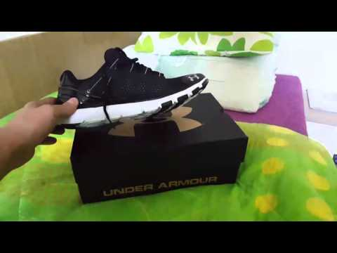 brand new 3bf60 18f52 Under Armour Micro G Limitless TR review + on feet - YouTube