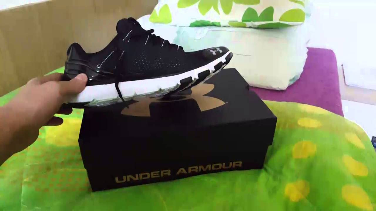 new arrival ab979 f3233 Under Armour Micro G Limitless TR review + on feet