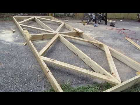 making a double gate