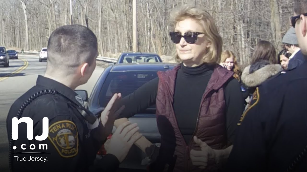 Complete 1-hour video: Port Authority commissioner confronts police during N.J. traffic stop