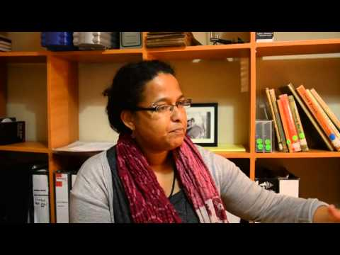 Chrischené Julius explains how younger generations experience apartheid