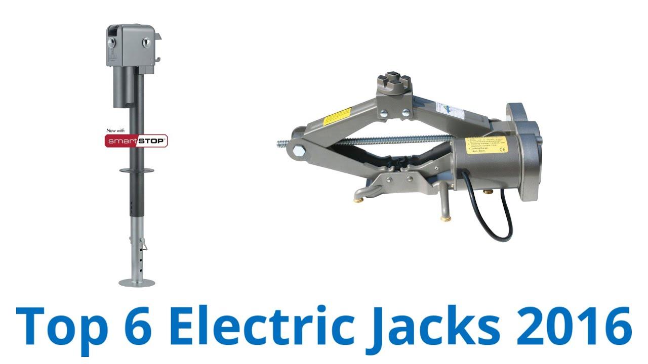Pilot Automotive Q-HY-1500L 12 V Electric Car Jack