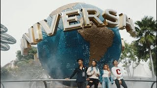 Download lagu Universal Studios Singapore The Sam Willows celebrate the Lunar New Year with us MP3