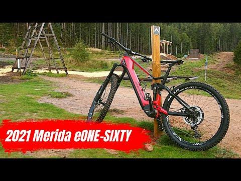 2021 Merida eONE SIXTY 9000 Shimano EP8 Review vs Lapierre Overvolt, Trek Rail 5 & Trek Powerfly FS