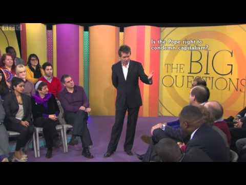 BBC 1 Debate - Capitalism & Christianity - The Big Questions