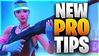 NEW PRO TIP FOR PHASING INTO SOMEONE'S 1X1! Fortnite Pro Tips! (Fortnite Battle Royale)