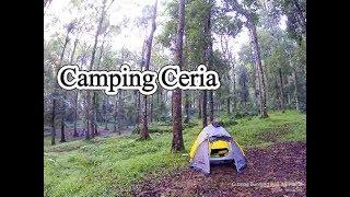 Vlog Camping Ceria di Gunung Bunder