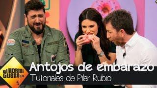Pilar Rubio, Pablo Motos y Antonio Orozco comen insólitos antojos de embarazadas - El Hormiguero 3.0