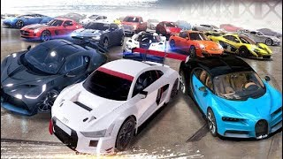 Furious Speed Chasing - Highway car racing game