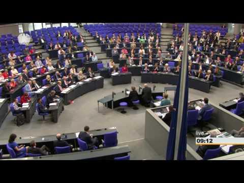 Bundestag: Regierungserklärung  zum G20-Gipfel