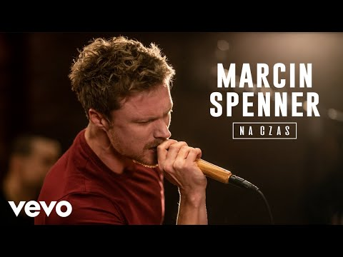 Marcin Spenner - Na Czas (Official Live Video)