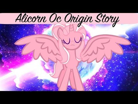 Alicorn OC Origin Story- The Awakening--AshleyH