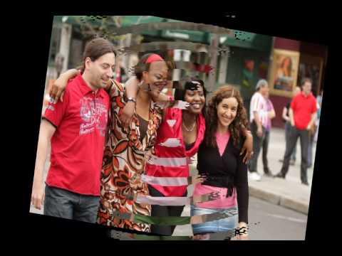 CGI dans la communauté : Diaporama du Flash Mob CGI  Marche Jeunesse Jécoute